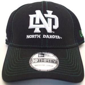 Men's New Era North Dakota University 39Thirty Cap